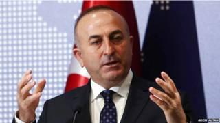 وزير خارجية تركيا