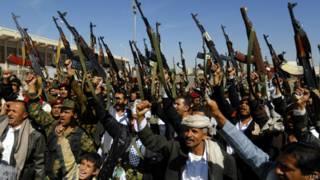повстанцы хуситы