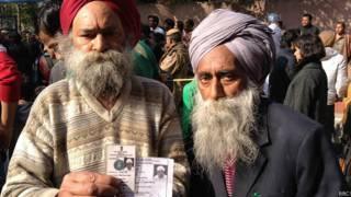 दिल्ली मतदाता