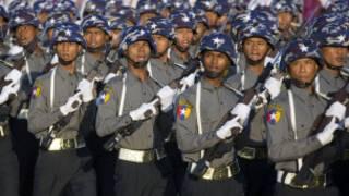myanmar_police