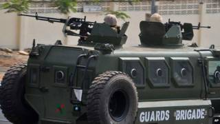 बोको हराम के ख़िलाफ़ संयुक्त सेना