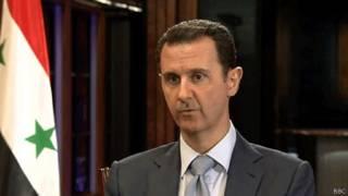 Tổng thống Syria, ông Bashar al-Assad