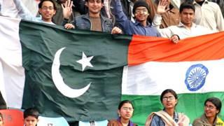 भारत, पाकिस्तान, झंडा
