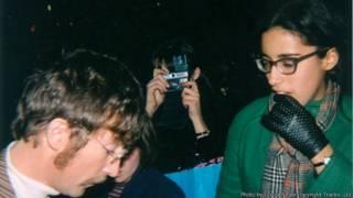 Lizzie Bravo encontra John Lennon