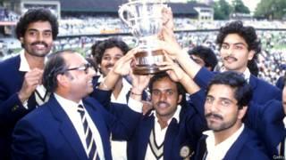 1983 की विजेता भारतीय टीम