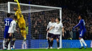 Chelsea Everton