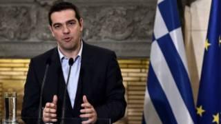 Firaministan Girka Alexis Tsipras