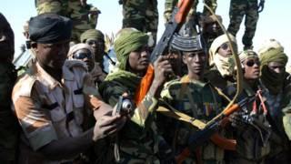 Yan kungiyar Boko Haram a kasar Chadi