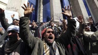 Митинг в Каире