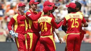 ज़िम्बाब्वे की क्रिकेट टीम