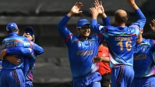 अफ़ग़ानिस्तान क्रिकेट टीम