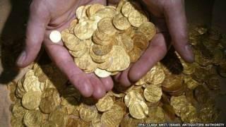 सोने के सिक्के, इसराइल