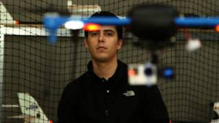 Джорджи Мунос, глава 3D Robotics