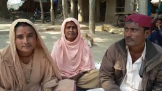 पाकिस्तानी हिंदू परिवार