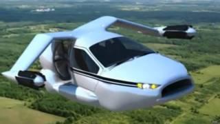 अमरीका की सेल्फ फ्लाइंग कार