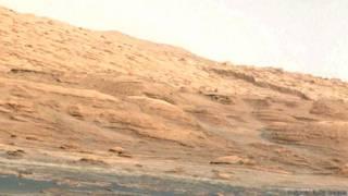 Гора Шарп на Марсе