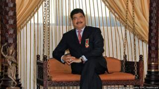 индийский бизнесмен Бавагуту Рагурам Шетти, живущий в ОАЭ