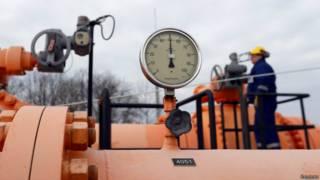 gasoducto ruso