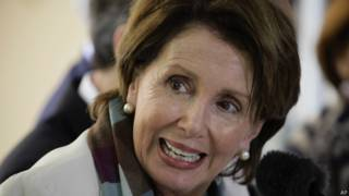 Nancy Pelosi, Estados Unidos