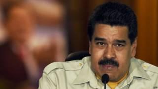 Nicolás Maduro / Crédito: AFP