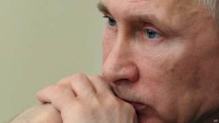 Владимир Путин 18 февраля 2015 года