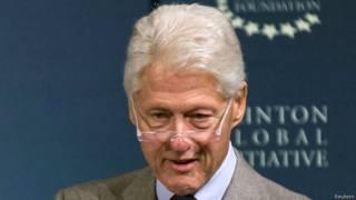 Bill Clinton, expresidente de Estados Unidos