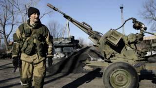 यूक्रेन अलगाववादी