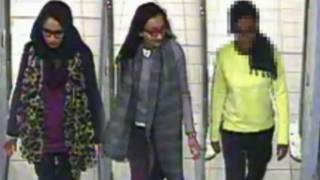 Las adolescentes británicas desparecidas