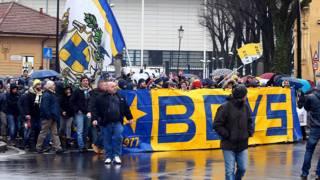 Hinchas Parma