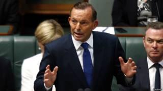 Tony Abbott, Australia