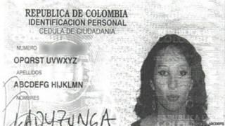 A antiga Lady Zuniga