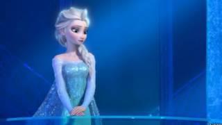 Ảnh từ phim hoạt hình Frozen của Disney