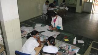 स्वाइन फ़्लू, जयपुर अस्पताल