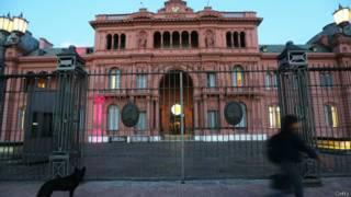 Casa Rosada (Getty)