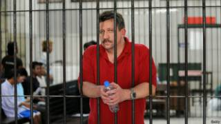 Viktor Bout in court