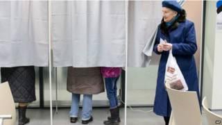 इस्तोनिया चुनावों में रूसी समर्थक पार्टी की हार
