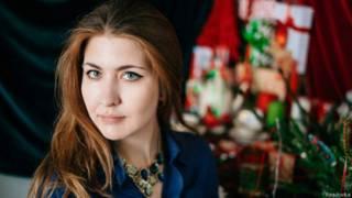 Журналист Полина Данилевич