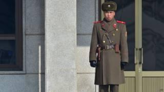 شمالی کوریا کے فوجی