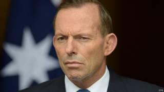 澳大利亞總理阿博特(03/03/2015)