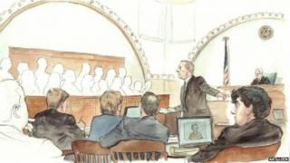 अभियुक्त के वकील ने मानी बोस्टन धमाके के अभियुक्त की भूमिका