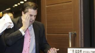 Embaixador americano Mark Lippert (Foto: AP)