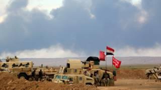 उत्तरी इराक़ पर कुर्दों का क़ब्ज़ा