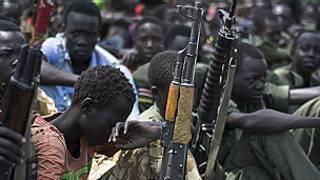 Wapiganaji Sudan Kusini