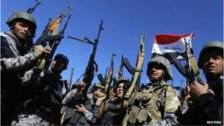 अल-बग़दादी से आईएस चरमपंथियों को निकाला