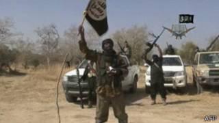 Gwoza ngo niwo mujyi wa nyuma ukomeye wagenzurwaga na Boko Haram.