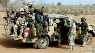 Военные Нигерии