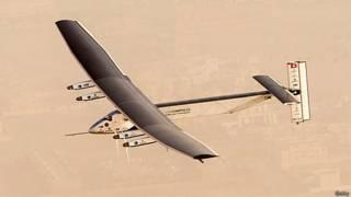बग़ैर ईंधन का हवाई जहाज़ सोलर इंपल्स