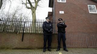 Polisi di London