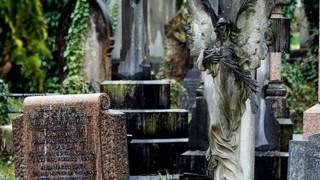 ईसाई कब्रिस्तान