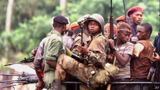 Abanye Sierra Leone bapfungiwe mu Rwanda bahamwe n'ivyaha vyo mu ntambara yo mu gihugu cabo